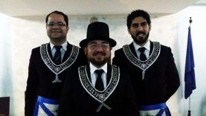 Dignidades da ARLS Fidelitas nº 47 - 5ª Gestão Administrativa