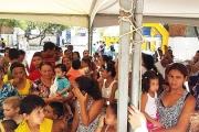 5º Dia das Crianças com a Comunidade